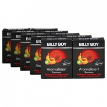 30 ( 10 x 3er ) Billy Boy Kondome Aromatisiert