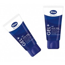 Ritex Gel PLUS - Gleitgel mit Aloe Vera 100ml ( 2 x 50ml )