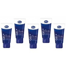 Ritex Gel PLUS - Gleitgel mit Aloe Vera 250ml ( 5 x 50ml )