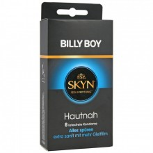 8 Billy Boy SKYN Hautnah Extra Feuchte Kondome