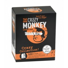 100 The Crazy Monkey Kondome - Crazy Collection