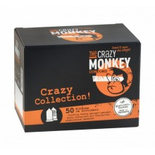 50 The Crazy Monkey Kondome - Crazy Collection
