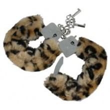 Playhouse Furry Love Cuffs Tiger