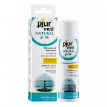 pjur med Natural Glide Gleitgel 100 ml